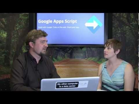 Apps Script Developer Chat: Andrew Stillman