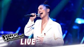 "Alicja Szemplińska - ""Unconditionally"" - Live - The Voice of Poland 10"