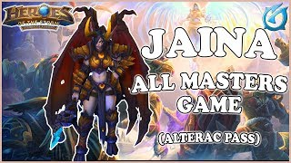 Grubby | Heroes of the Storm - Jaina - All Masters Game - Alterac Pass
