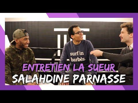 Interview Salahdine Parnasse - le futur du MMA   #PodcastLaSueur