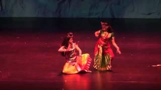 Shiva Parvati Dance : Maha PranaDeepam