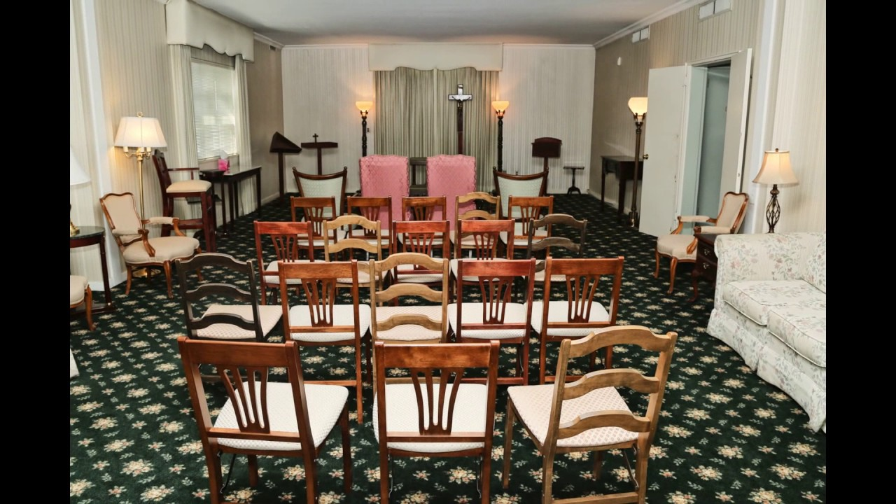 Funeral Home Facilities Explore Our Funeral Rooms