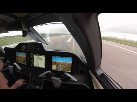 Phenom 100 Kansas City Downtown to Denver Centennial 4 28 2016