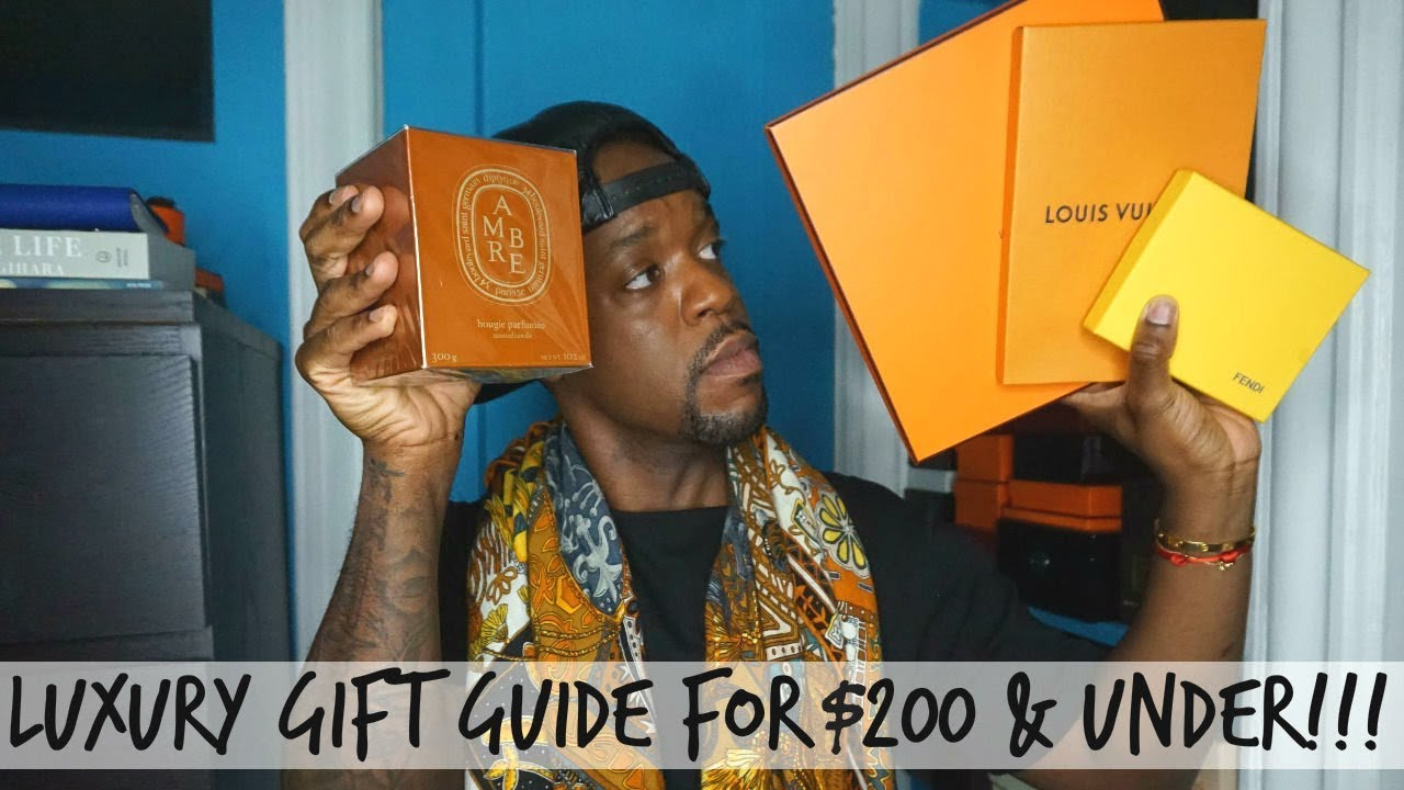 a5fe2da7 Luxury Holiday Gift Guide $200 & Under!|Hermes, Louis Vuitton, Fendi & More!
