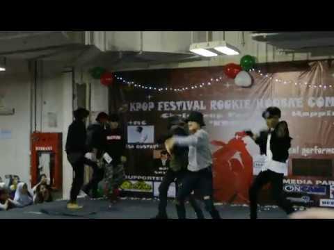 Fanboy Indonesia Mirip JIMIN BTS~... [BEBOYS]  BTS(방탄소년단) - DNA , MIC DROP  (dance Cover) @DMALL