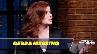 Debra Messing Rocked