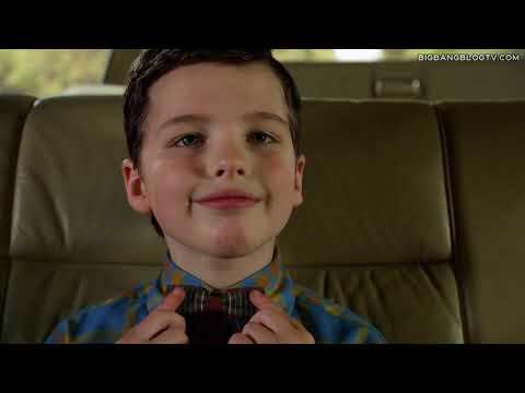 [Young Sheldon 1x01] Mary Cooper y el pequeño Shelly