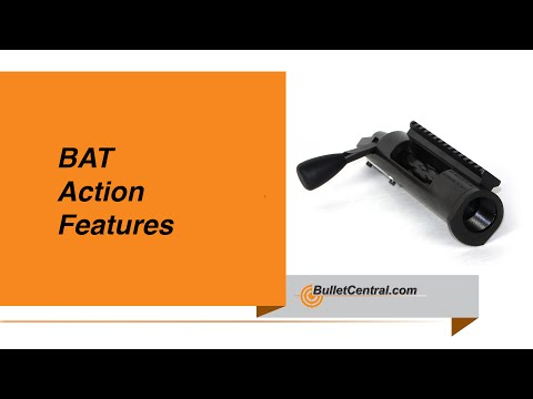 BAT Actions | Features of BAT Actions by Bullet Central