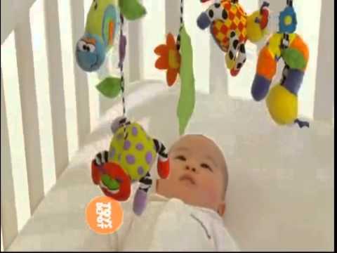 Movil musical para bebes playgro en toys depot youtube - Fotos de elefantes bebes ...