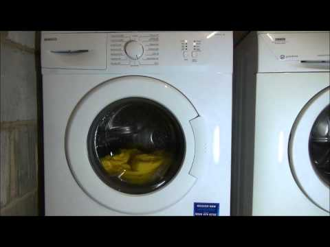 Beko WMP511 Washing Machine : Rinse and spin only
