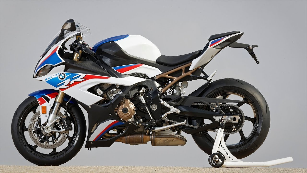 2019 Bmw S1000rr 205 Hp Superbike Youtube