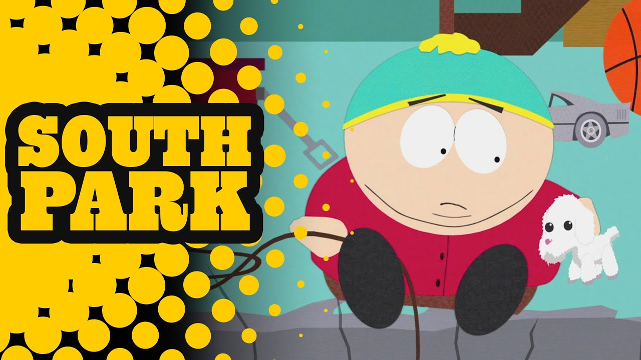 Cartman Torments a Doll in His Basement - SOUTH PARK