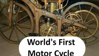 World's First Inventions!