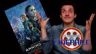 Les chroniques du cinéphile - Annihilation (Netflix)