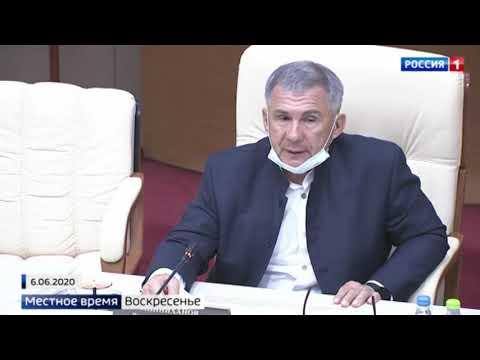Последние новости о ситуации по коронавирусу в Татарстане на этой неделе