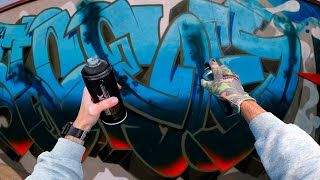 Graffiti  Tesh | NEW GRAFFITI PLACE