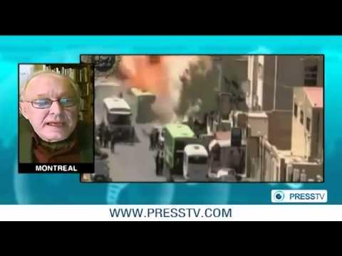 The US Backs Terrorism Under Mask of War on Terror (interview with Prof Michel Chossudovsky)