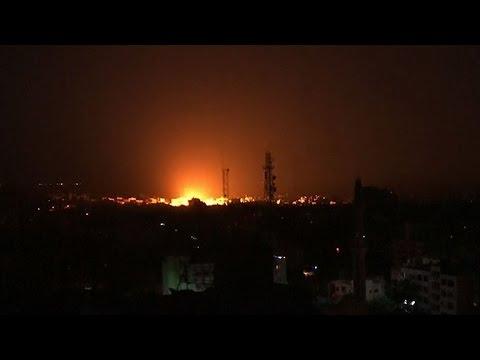 Israeli Airstrike Kills Three Senior Hamas Leaders