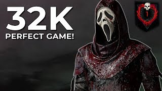 GHOST FACE PERFECT GAME VS RANK 1S! - Dead by Daylight!