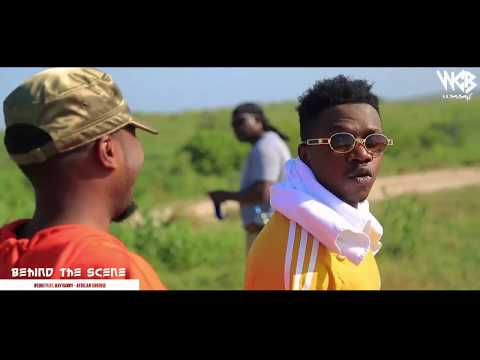 Nsoki feat. Rayvanny - African Sunrise Behind the Scene Part2