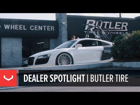 Butler Tire | Vossen Dealer Spotlight | Atlanta, GA