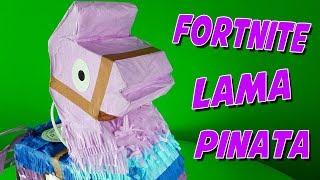 FORTNITE LOOT LAMA PINATA [Vorstellung + Knüppeltest]