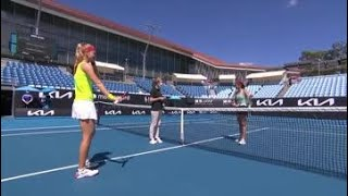 D. Kasatkina vs. M. Bouzkova | 2021 Phillip Island Trophy Final | WTA Match Highlights