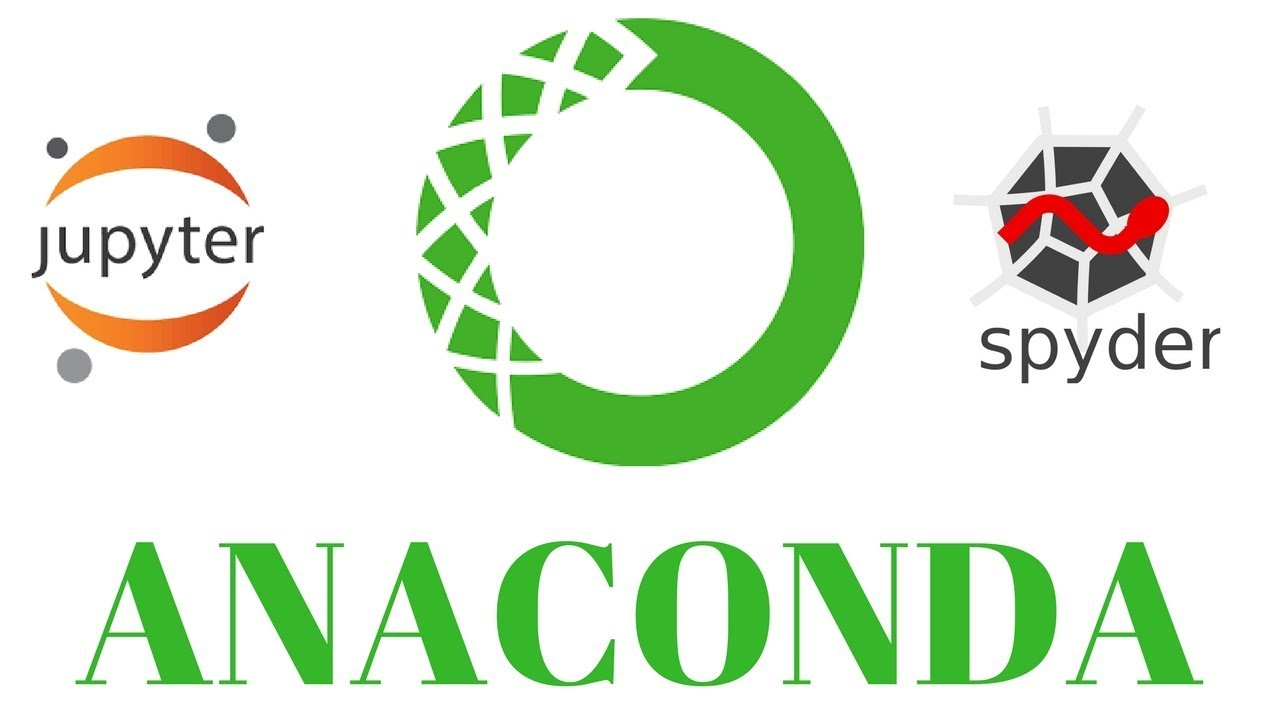How to install Anaconda Jupyter and Spyder