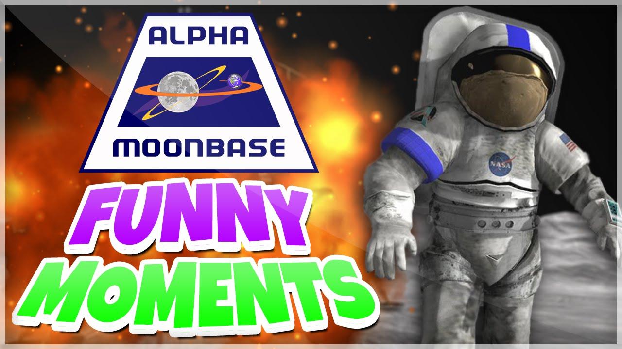 moonbase alpha not launching -#main
