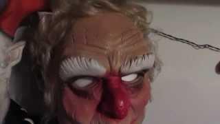 Cesar Old Man Clown Mask