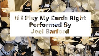 If I Play My Cards Right - Tower of Power arr. by Laurence Cottle performed by Joel Barford