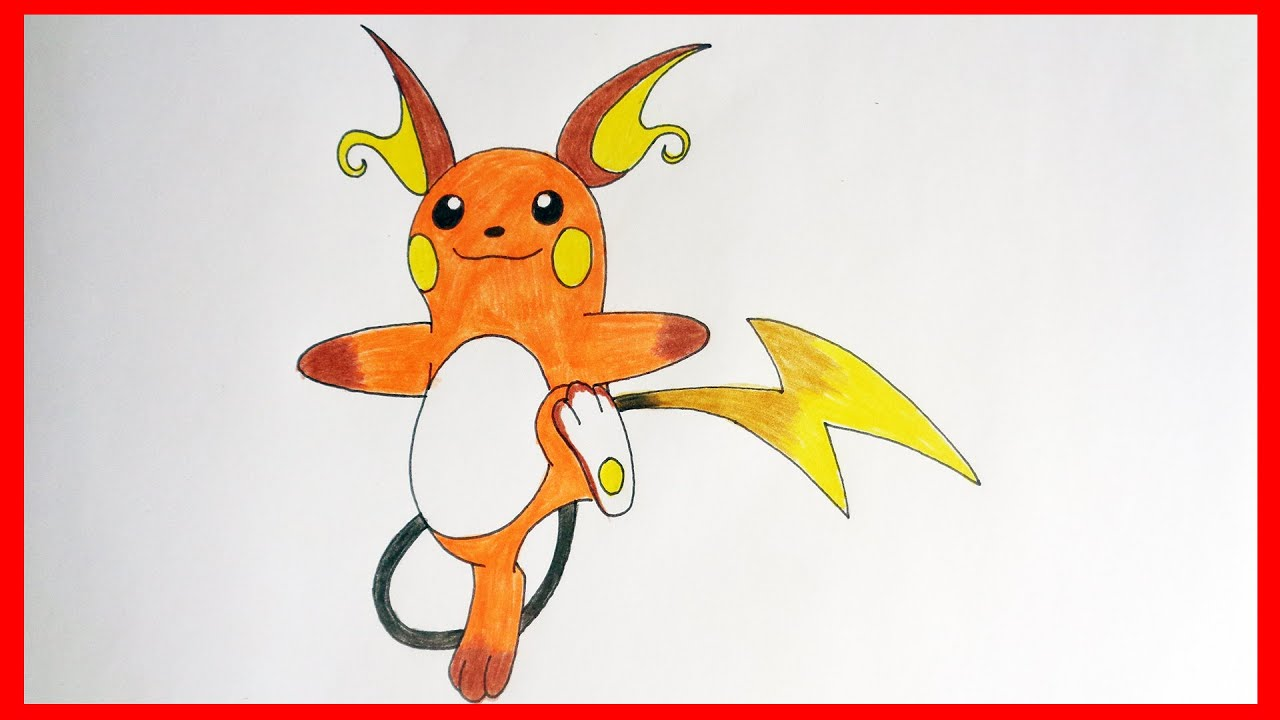 Raichu Easy Pokemon Pumpkin Stencils Images | Pokemon Images