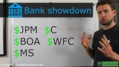 JPMorgan vs. Bank of America vs. Citigroup vs. Morgan stanley [Bank-showdown]