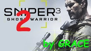 SNIPER GHOST WARRIOR 3 gameplay ITA EP 2 DUE PICCIONI by GRACE