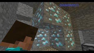 Survival Island | s1 ep1 | Diamonds already!!!
