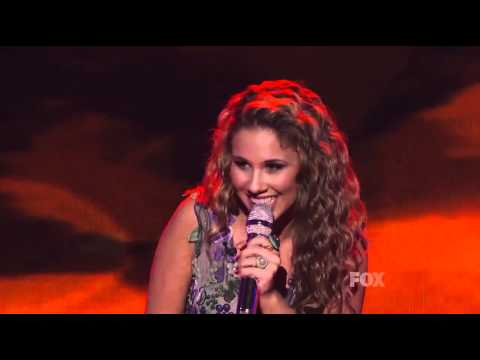Haley Reinhart  Bennie and the Jets  American Idol Top 11 2nd Week  033011