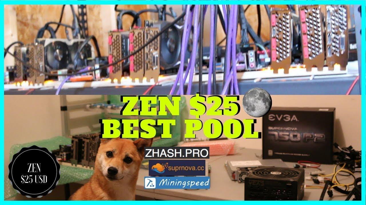 zencash mining pool