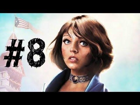 Bioshock Infinite Gameplay Walkthrough Part 8 - Hall of Heroes - Chapter 8
