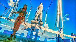 【サイバーパンク2077】本来行けないスペースシャトル島に行く!!【Cyberpunk2077】