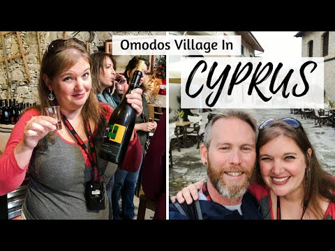Best Meal Of Our Lives In Omodos Village In Cyprus - Three Continent Cruise