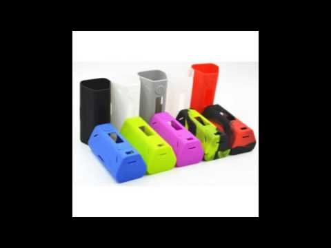 Smoant Battlestar 200W TC Mod Silicone Case First Look