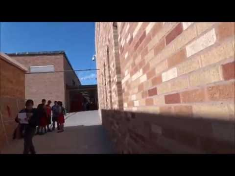 Fall 2011: Tour of Bel Air High School El Paso, TX