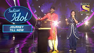 Download Anjali और Sawai की इस Performance से खड़े हुए सबके रोंगटे   Indian Idol   Journey Till Now