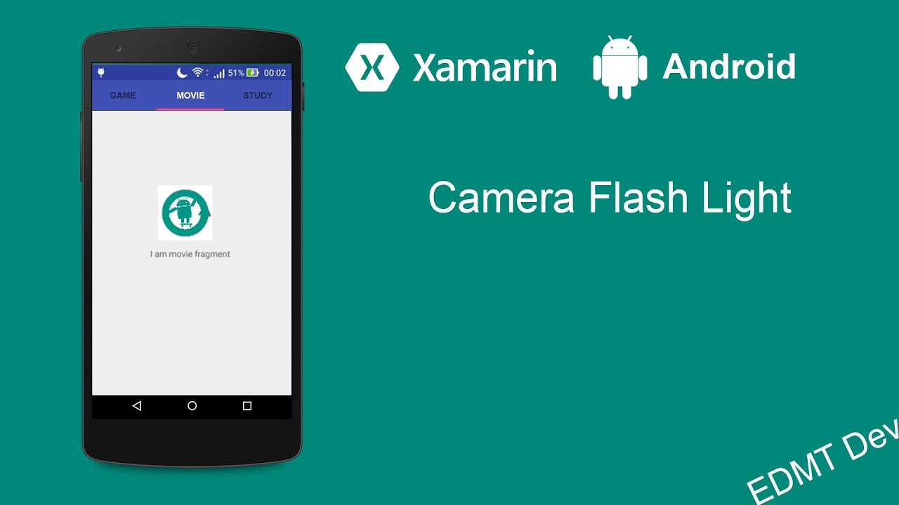Camera Flashlight App For Android Phones xamarin android tutorial camera flash light apps youtube apps