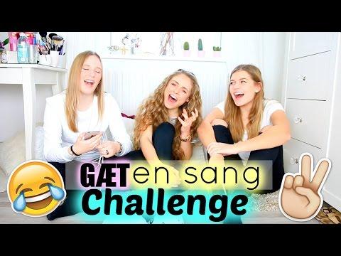 Gæt En Sang Challenge ft.  Karo og Sel