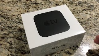 Apple TV 4K Unboxing and Case for Apple TV Remote