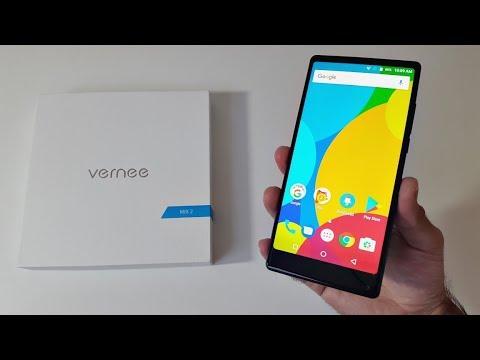 2017 Powerful Budget Smartphone VERNEE MIX 2 - HELIO P25 - 4GB + 64GB