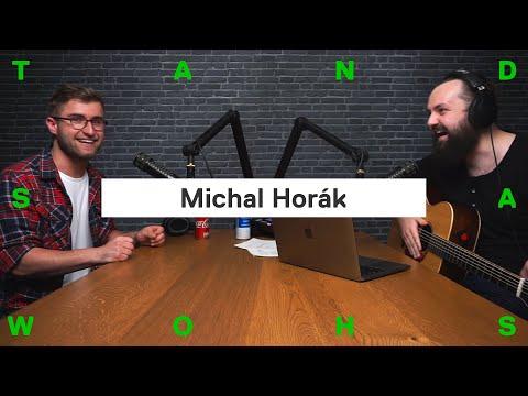 Písničkář Michal Horák: s Pokáčem děláme spolu, hudbou bych se mohl živit, ale chci být i učitel