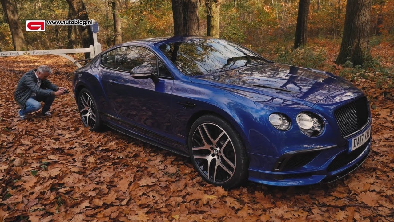 bentley continental gt supersports review youtube. Black Bedroom Furniture Sets. Home Design Ideas