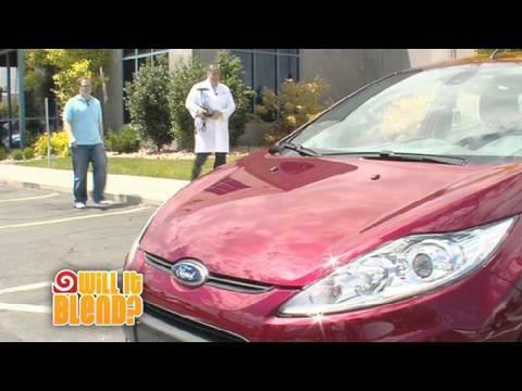 Will It Blend? - Ford Fiesta